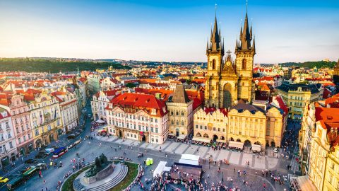 Top 5 tourist attractions in Czech Republic